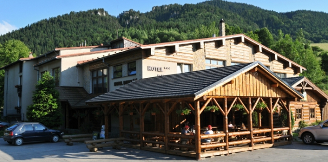 Ubytovanie v Terchovej - Hotel Diery