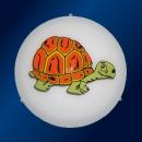 stropné svietidlo korytnačka