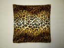 Vankúš so zvieracím motívom gepard