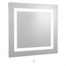 Zrkadlove svietidlo so senzorom pohybu